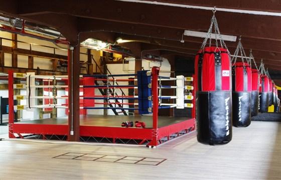 Боксерский клуб рядом сметро смоленской адрес