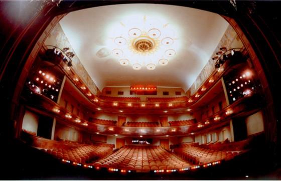 Старейшему городскому театру