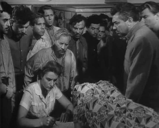 Фильм чп чрезвычайное происшествие 1958 - актеры и