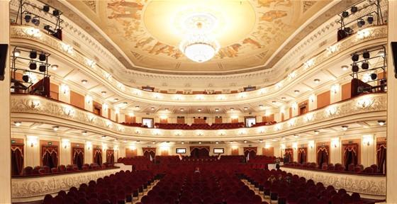 Театр оперы и балета им.