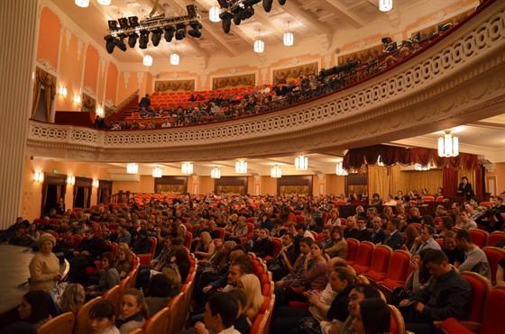 Концертный зал ЦДКЖ - Фотографии - Концертный зал (2 из 2) - Концертные залы Москвы - Афиша.