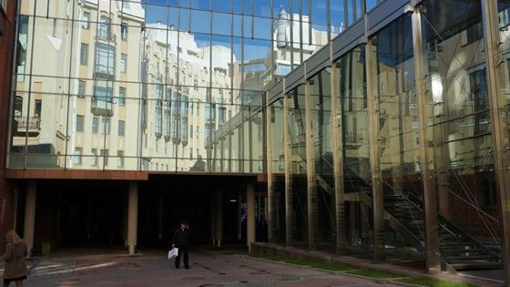 Александринский театр. Новая